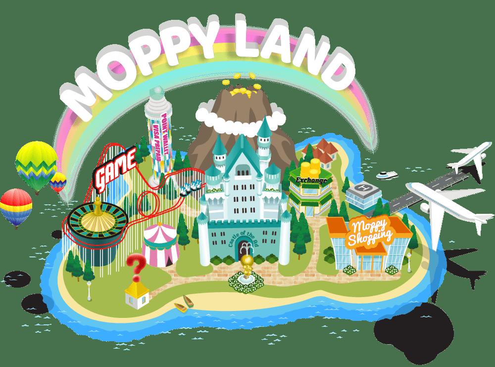 MOPPY LAND(モッピーランド)