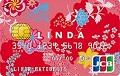 JCB LINDA カード