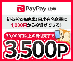 PayPay証券 インタビュー