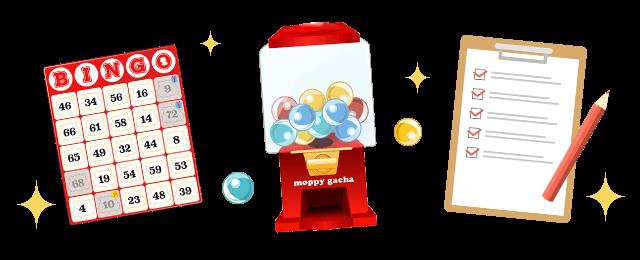 無料ゲーム・アンケートのイメージ