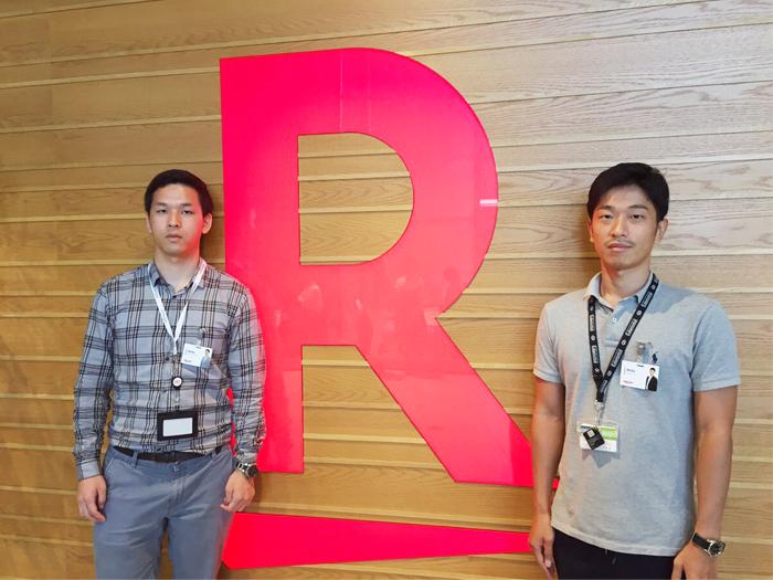 山崎さん(左)と土井さん(右)