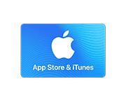 App Store & iTunes ギフトカード