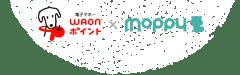 WAON × モッピー