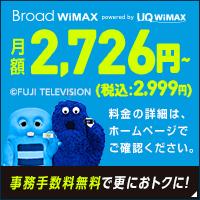 BroadWiMAX (ブロードワイマックス)